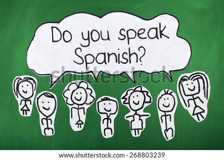 Spanish Language Stock Images, Royalty-Free Images ...