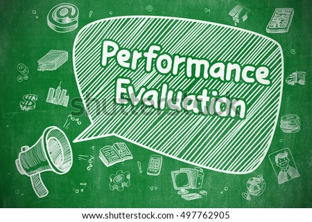 concept of performance appraisal Performance appraisal definitions - the performance appraisal is based on results obtained by the employee in his/her job, not on the employee's personality.