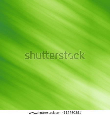 Speed abstract green pattern background - stock photo