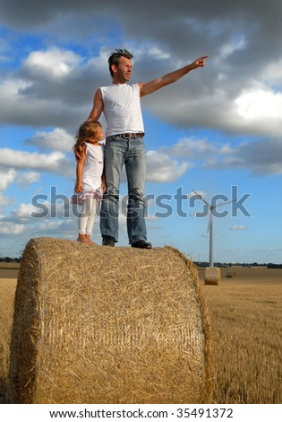 Spend time together - stock photo
