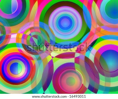 Spheres - stock photo
