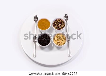 Spice - stock photo