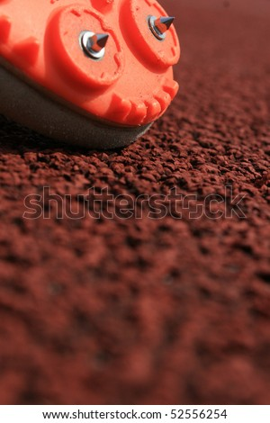 spikes - stock photo