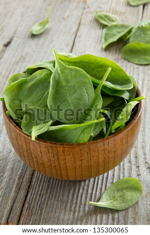 Spinach.