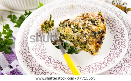 Breakfast Casserole Stock Photos, Images, & Pictures | Shutterstock