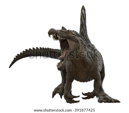Spinosaurus Stock Images, Royalty-Free Images & Vectors ...