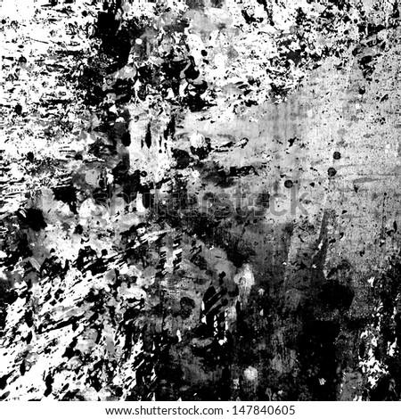 splash art background - stock photo