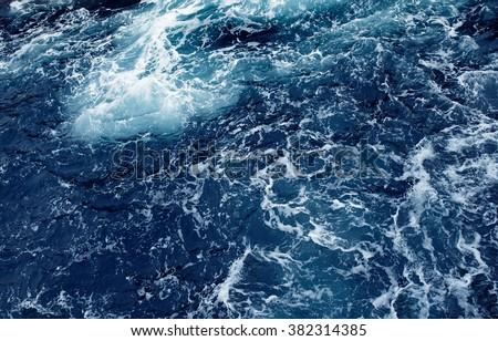 Ocean Water Background blue ocean waves clear blue sky stock photo 291581600 - shutterstock