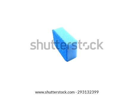 Sponge cleaners, detergents, household cleaning sponge for cleaning