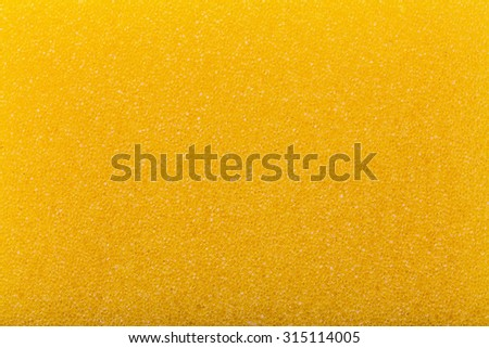 Sponge kitchen cleaning texture - stock photo