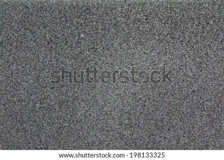 sponge texture - stock photo