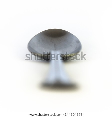 Spoon isolated on white