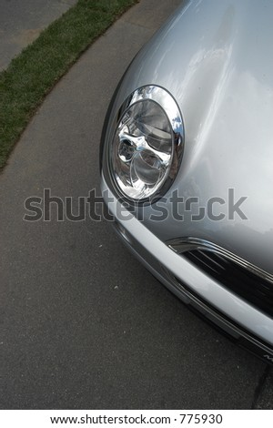 sport cars - stock photo