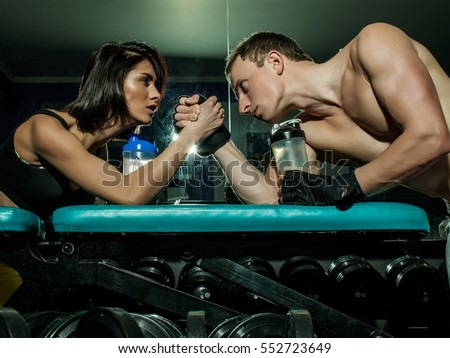 Dating a girl who does wrestling