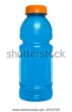 Sport drink - stock photo