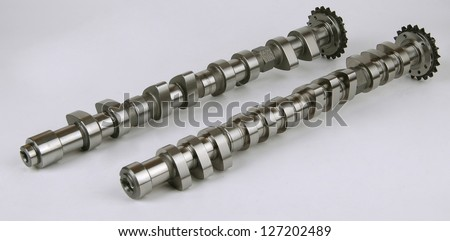 Sport engine camshafts