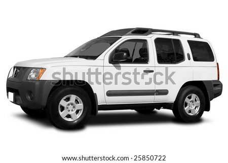 Sport Utility Vehicle - stock photo