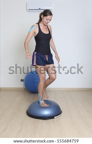 Sports medicine - stock photo