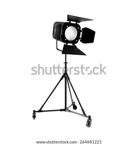 spotlight - stock photo