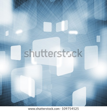 Spotlight abstract background of light - stock photo