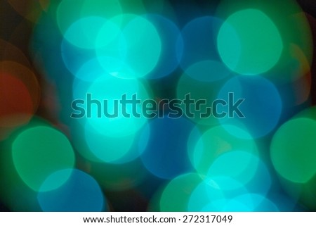 Spotlight, Lighting Equipment, Defocused. - stock photo