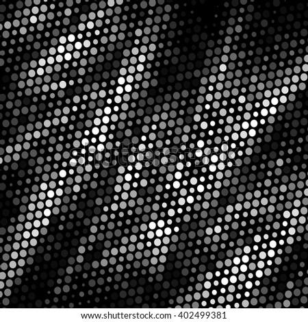 Golden Shiny Dots Vector Background Stock Vector 62236663