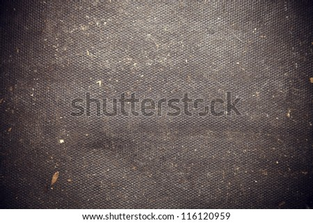 spotted dark texture - stock photo