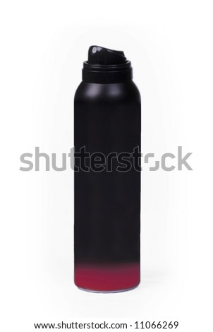 spray can - stock photo