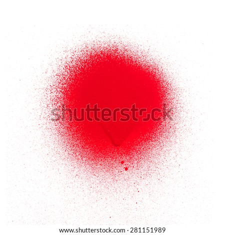 spray paint - stock photo