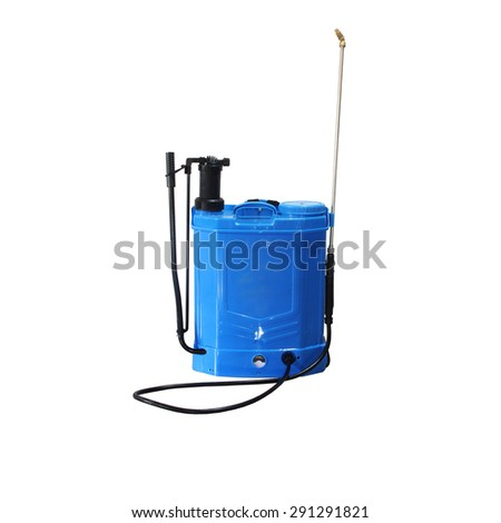 Sprayer Agricultural uses - stock photo
