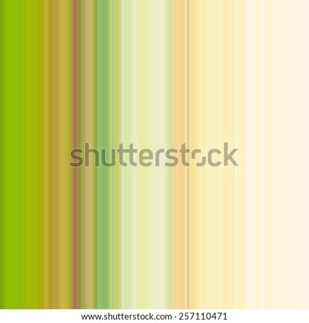 Spring Colors in Digital Strips by One Pixel. Yellow, Green. illustration. Seamless Abstract Background pattern - stock photo