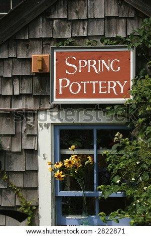 Spring Pottery