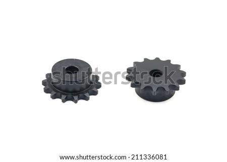 Sprocket Gears  - stock photo