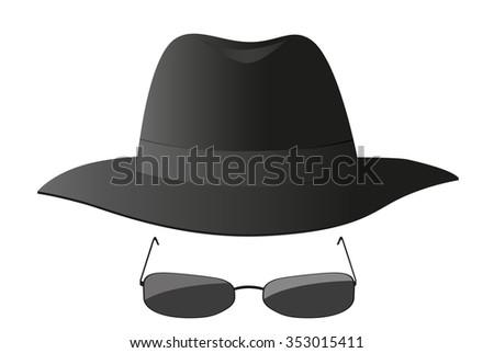 Spy - stock photo