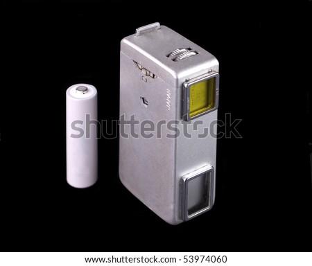 Spy Camera - stock photo