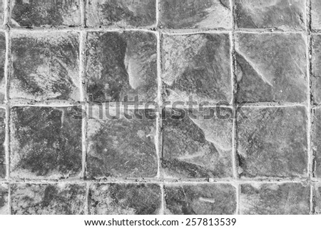 square background and texture - stock photo