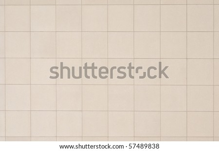 Square pattern surface - stock photo