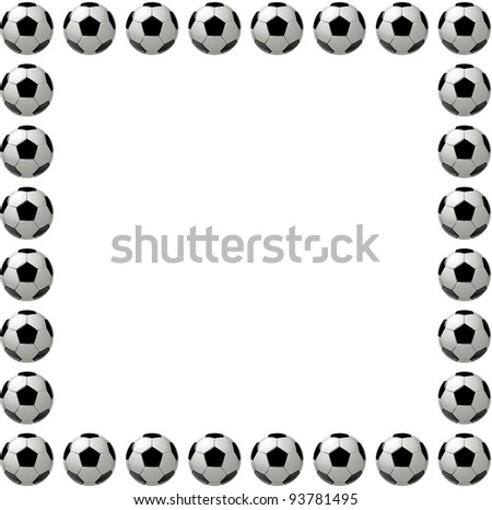 Outstanding Football Frames Picture Collection - Picture Frame ...