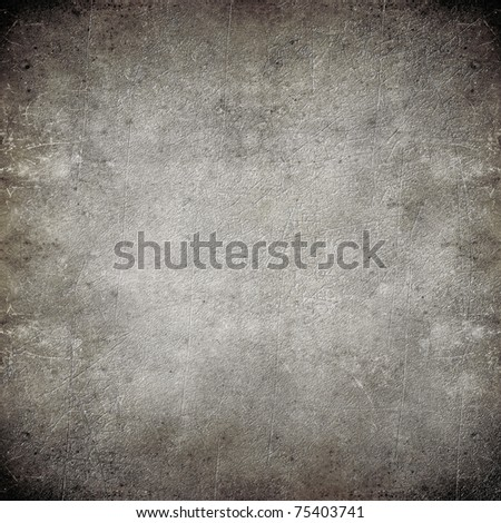 square stone abstract background - stock photo