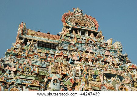 Sri Ranganathaswamy Temple (Srirangam) - is world heritage in Southern India,one of the largest religious complexes in the world