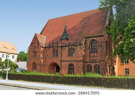 St. Anne's Church - stock photo