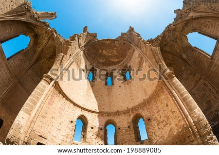 St George of the Greeks Church. Famagusta, Cyprus - stock photo