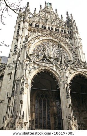 St. John's Cathedral at 's-Hertogenbosch - Netherlands