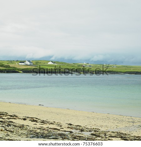 St. John's Point, County Donegal, Ireland - stock photo