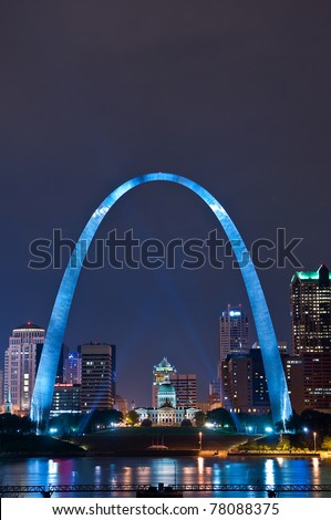 St. Louis - stock photo