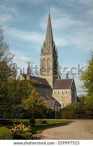 St.Mary's cathedral,build by Augustus Welby Pugin in Killarney,Co.Kerry,Ireland