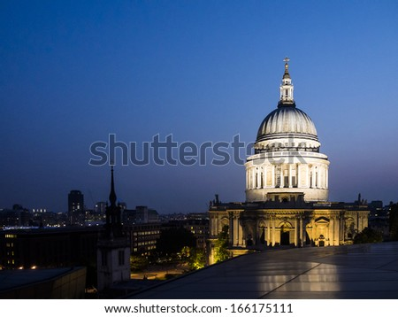 St.Paul Cathedral - London