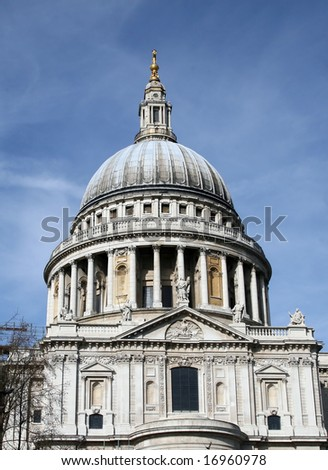 St. Paul cathedral (London, UK)