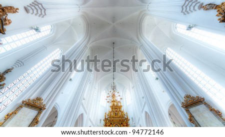 St Petri Church Roof, Malmö, Sweden