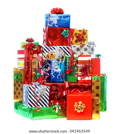 Wrapped Christmas Gift Stock Images, Royalty-Free Images & Vectors ...